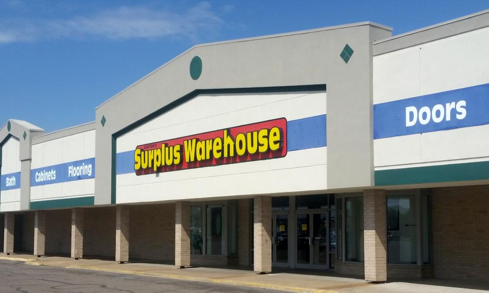 Surplus Warehouse of Jonesboro, AR