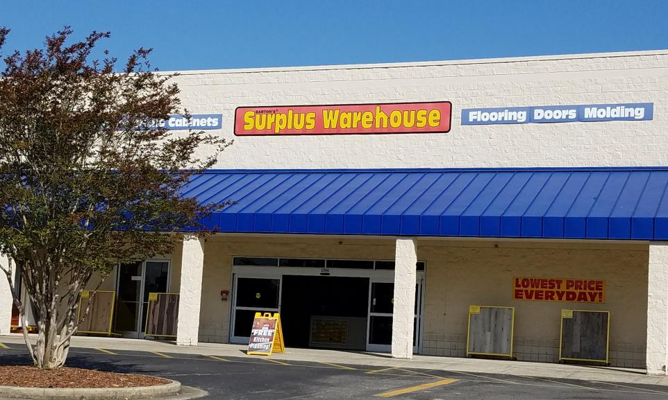 Surplus Warehouse of Opelika, AL