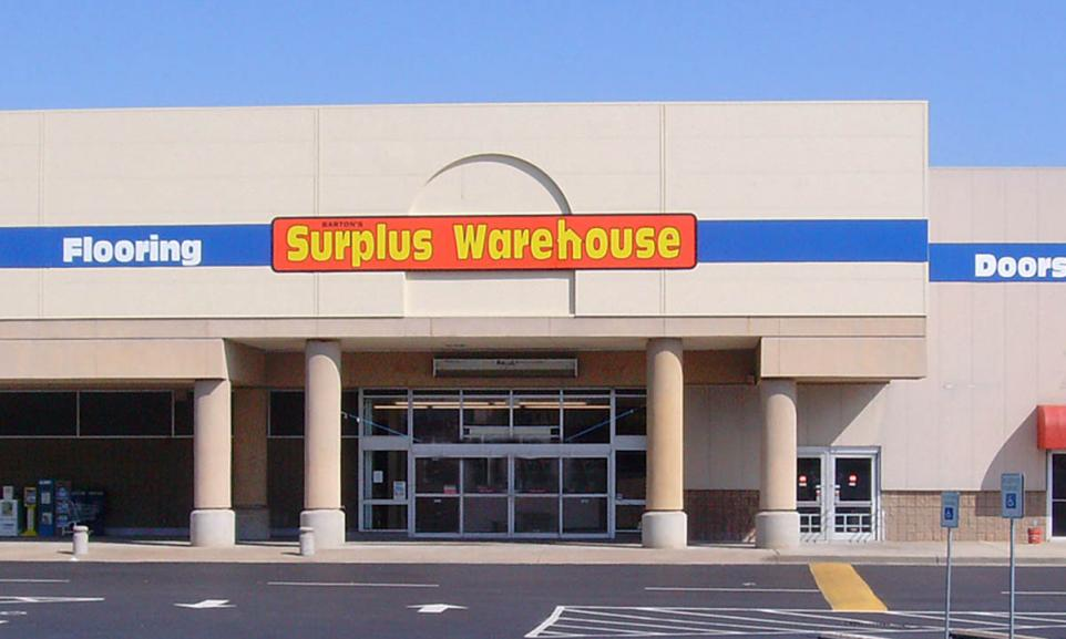 Surplus Warehouse Greenville, SC